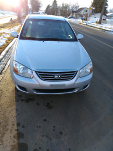 very good condition kia spectra 2008