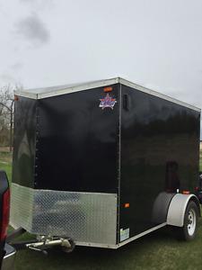 6' x 10' Enclosed Cargo Trailer