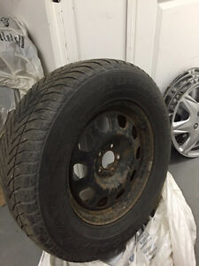 Winter Tires and Rims Oakville / Halton Region Toronto (GTA) image 3