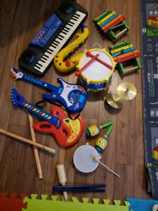 Bac de musique