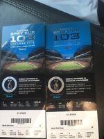 103 grey cup tickets