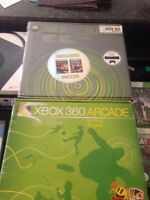 Xbox 360 game cube guitar hero controllers games
