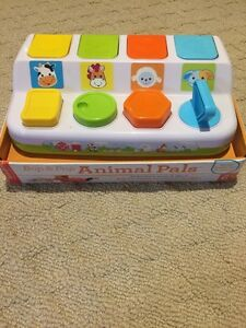 Infant toy - Bop & Pop Animal Pals new in package Kitchener / Waterloo Kitchener Area image 2