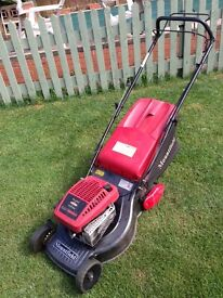 Mountfield SP460 Roller Lawn Mower