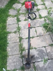 Troy-bilt gas weed eater