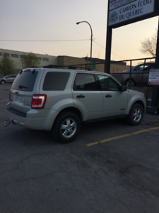 Ford Escape 2008 XLT AWD 4x4