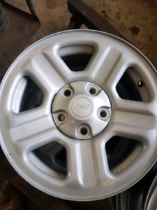 Jeep 99 2000  01 02 03 04 08 09 10 11 12 13 14 15 16 wheels 16""