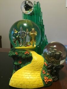 3D Wizard of Oz - Musical Globe