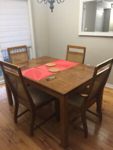 Vintage Dining Table Extension