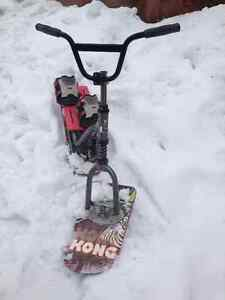 Icycle professional snow slider-Kong model $100 firm Peterborough Peterborough Area image 3