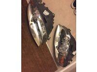 Original Audi A4 headlights