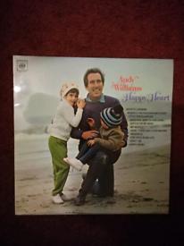 Andy Williams 12in Vinyl Album.