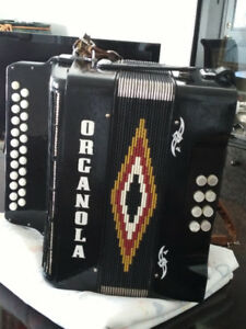 Accordéon  Organola