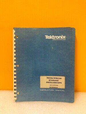 Tektronix 070-1685-00 7623ar7623a Storage Oscilloscope Instruction Manual