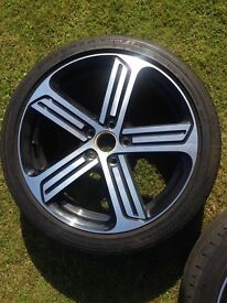 VW Golf R Cadiz alloy wheels