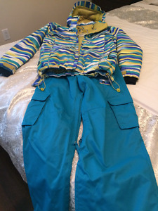 Complete Snowboarding gear - Jacket & O'Neil pants