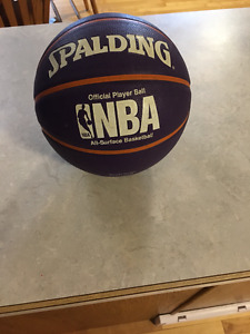 Spalding NBA basketball Steve Nash model