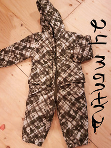 Snow Suits! 0-24 Months Old