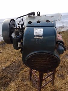 12 hp Kohler, K301