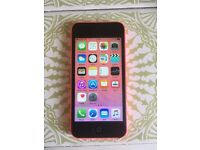 iPhone 5c 8gb on EE like new condition