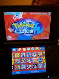 New Nintendo 3DS XL All games Tout les jeux - ON HOLD