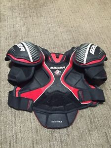 Bauer youth chest protector Strathcona County Edmonton Area image 1