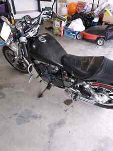 1985 Honda Shadow 500cc