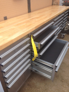 Shop tool benches