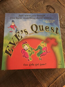 Eve's Quest Trivia Game