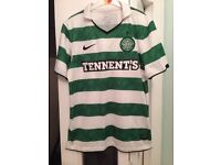 Celtic home jersey 2010/12 size M
