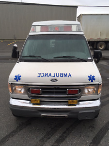 AMBULANCE TYPE II