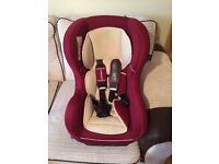 Car seat £15 used but in excellent condition
