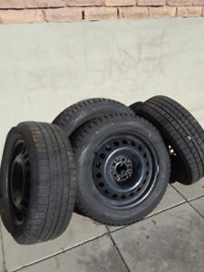 Great Condition Winter Tires for GM/Chevy car!