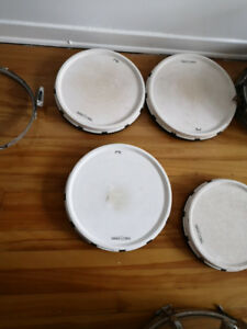 Pearl electric drum heads