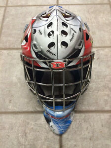Senior Itech Profile Goalie Mask & Easton Ultra Hockey Skates