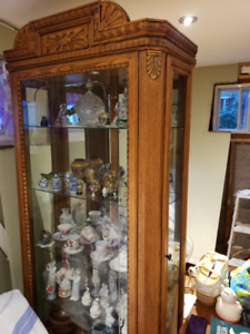 Curio, centre table and side table SET, Excellent condition
