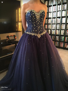 Beautiful Grad Gown