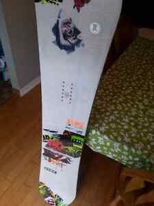 Ride Control Series 158cm Camber Board