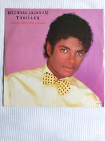 Michael Jackson Vinyl EP Thriller
