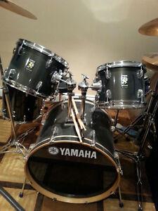 Yamaha Rydeem 5 piece drum set