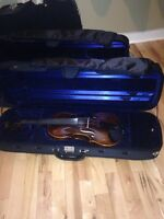 Alegria violin and case