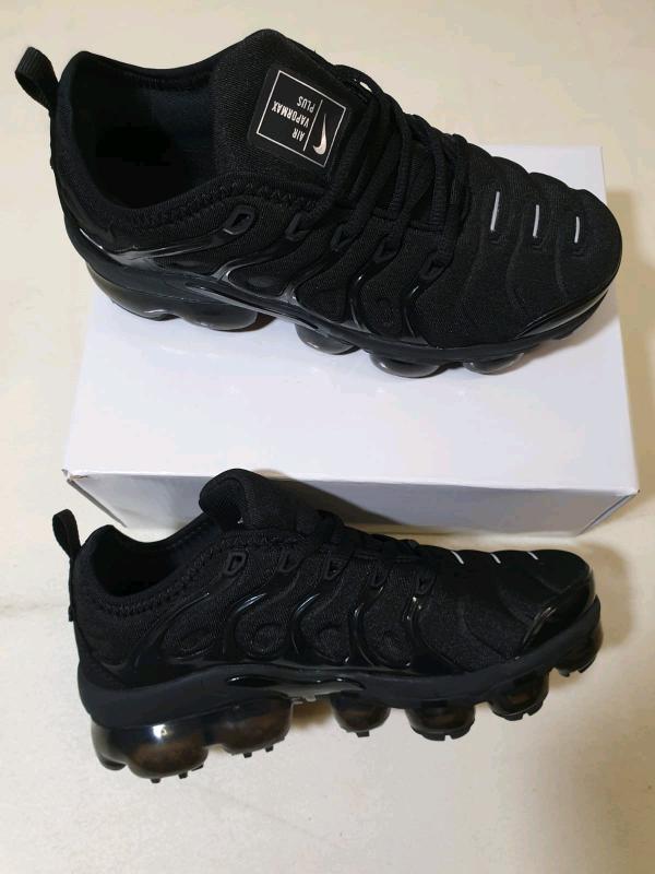 best service d9145 397b0 Vapormax Plus Triple Black Running shoes | in Sheldon, West Midlands |  Gumtree