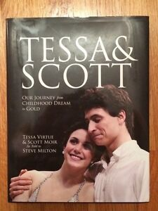 Tess and Scott - Our Journey from Childhood Dream to Gold