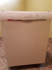 New White Bosch Dishwasher
