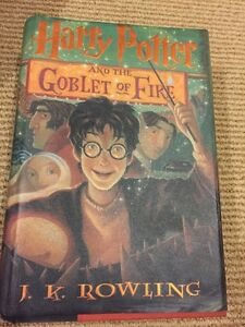 HARRY POTTER-and the goblet of fire