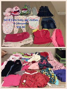 Huge cute girl clothes