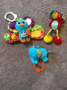baby toys in new condition