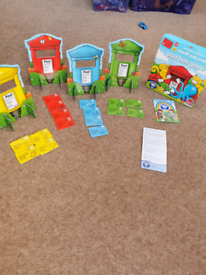 Orchard toys post box game as new