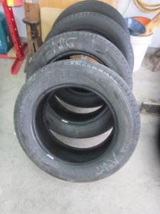 Pneu Michelin été 215-60-R16