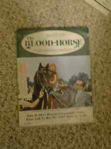 Blood Horse Magazines - triple crown issues etc Strathcona County Edmonton Area image 7